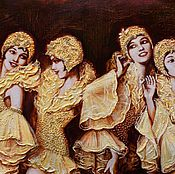 Танцовщицы Серебряного века