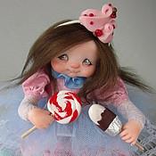 """Куклы и игрушки ручной работы. Ярмарка Мастеров - ручная работа """" Сластёна Бэйли"""". Handmade."""