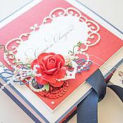 Открытки handmade. Livemaster - original item Handmade card-box, Birthday card-box, Magic Box. Handmade.