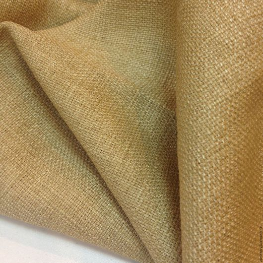 Шитье ручной работы. Ярмарка Мастеров - ручная работа. Купить Скидка 15% Ткань для штор рогожка под лен 2. Handmade.