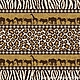 """Вышивка ручной работы. Ярмарка Мастеров - ручная работа. Купить Схема вышивки крестом """"Подушка - Африка"""". Handmade."""
