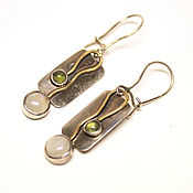 Украшения handmade. Livemaster - original item Earrings Tropicana. Handmade.