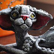 Подарки к праздникам handmade. Livemaster - original item He is sati. Cat race. Repeat.. Handmade.