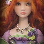 """Куклы и игрушки ручной работы. Ярмарка Мастеров - ручная работа Мина """"Волшебный сад, колдовские"""". Handmade."""