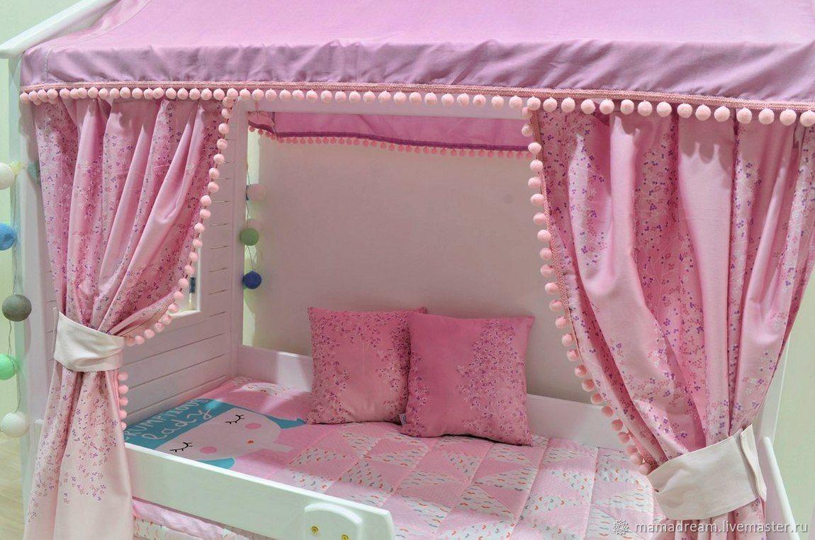 вот как сшить шторы фото над кроваткой свою очередь отказала
