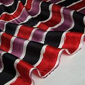 Материалы для творчества ручной работы. Ярмарка Мастеров - ручная работа -20% D&G шелковый твилл , Италия. Handmade.