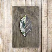 Картины и панно ручной работы. Ярмарка Мастеров - ручная работа Лист. Handmade.