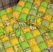 Для дома и интерьера ручной работы. Ярмарка Мастеров - ручная работа Бомбон бортики в кроватку. Handmade.