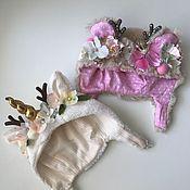 Куклы и игрушки ручной работы. Ярмарка Мастеров - ручная работа Шапочка для Blythe Блайз. Handmade.