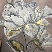 """Картины ручной работы. Ярмарка Мастеров - ручная работа Картина """"Цветение"""". Handmade."""