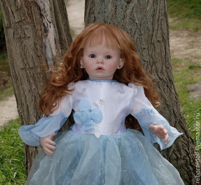 Кукла реборн Виктория Тибби, Куклы Reborn, Севастополь,  Фото №1