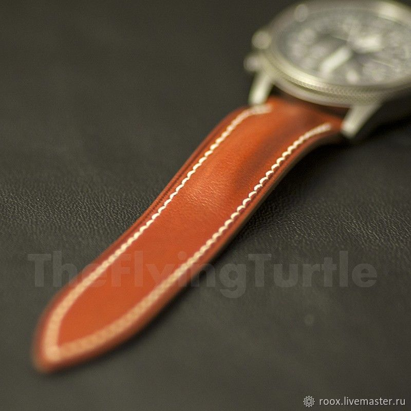 Copy of Watch band handmade, Watch Straps, Moscow,  Фото №1