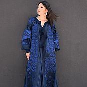 Одежда handmade. Livemaster - original item Dress Boho Chic Dress Embroidered Vyshyvanka dress. Handmade.