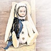 """Куклы и игрушки ручной работы. Ярмарка Мастеров - ручная работа Зайка """"Забытое Счастье"""". Handmade."""