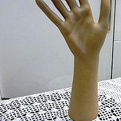 Материалы для творчества ручной работы. Ярмарка Мастеров - ручная работа Манекен рука. Handmade.