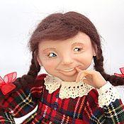 Куклы и игрушки ручной работы. Ярмарка Мастеров - ручная работа Младшая сестра.. Handmade.