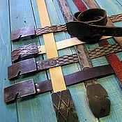 Аксессуары handmade. Livemaster - original item belt ( OPENER ). Handmade.
