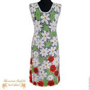 Одежда handmade. Livemaster - original item Dress crochet Lesnaya Polyana 1. Handmade.