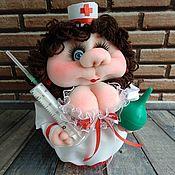 handmade. Livemaster - original item nurse. Handmade.