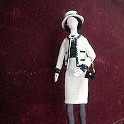 Куклы и игрушки ручной работы. Ярмарка Мастеров - ручная работа Коко Шанель. Handmade.