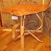 Для дома и интерьера ручной работы. Ярмарка Мастеров - ручная работа Стол чайный. Handmade.