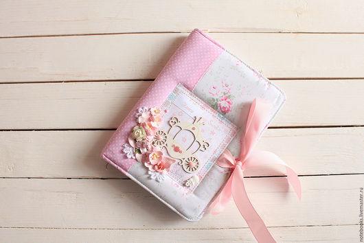 Блокноты ручной работы. Ярмарка Мастеров - ручная работа. Купить Блокнот Мамин дневник. Handmade. Разноцветный, хлопок
