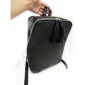 Сумки и аксессуары handmade. Livemaster - original item Backpack Fors. Handmade.