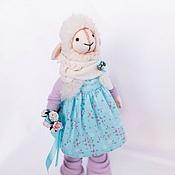 Куклы и игрушки ручной работы. Ярмарка Мастеров - ручная работа Овечка Anneta. Handmade.