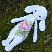 Куклы и игрушки ручной работы. Ярмарка Мастеров - ручная работа Кролик Рита. Handmade.