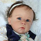 Куклы и игрушки handmade. Livemaster - original item Doll reborn Aglaya. Handmade.