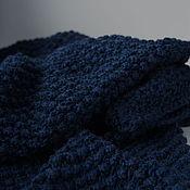 Аксессуары handmade. Livemaster - original item Scarf stole soft and warm wool and silk