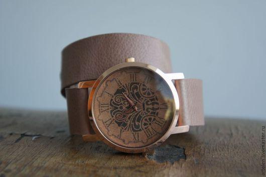 Часы ручной работы. Ярмарка Мастеров - ручная работа. Купить Часы. Handmade. Часы женские, часы, женские, креатив, идея
