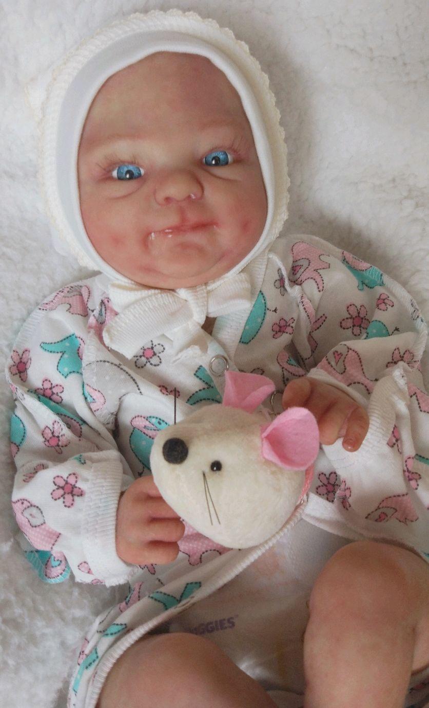 малышка 3 (на заказ), Куклы Reborn, Оренбург,  Фото №1