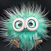 Куклы и игрушки handmade. Livemaster - original item Copy of Owl. Interior decoration. Handmade.