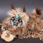 Куклы и игрушки handmade. Livemaster - original item The Keeper of the faith in the dream, smrtonosna of Vidar. Handmade.