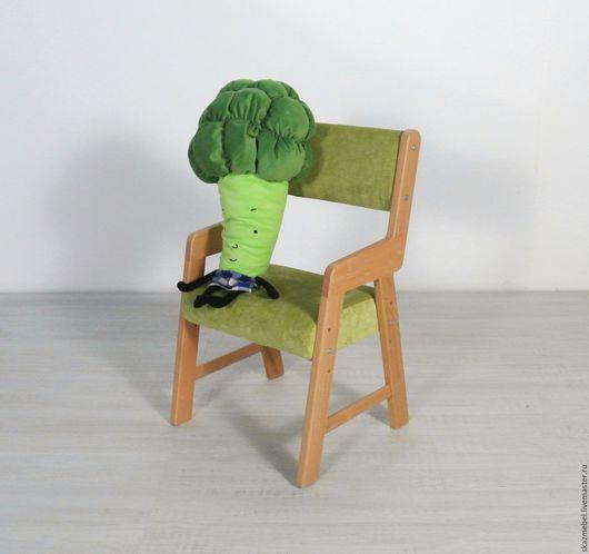 Детская ручной работы. Ярмарка Мастеров - ручная работа. Купить Стульчик детский растущий мягкий. Handmade. Мебель ручной работы