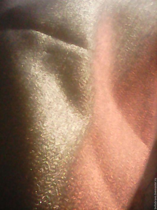 Шитье ручной работы. Ярмарка Мастеров - ручная работа. Купить Парча золотая с краснвхым оттенком. Handmade. Серый, костюмная ткань