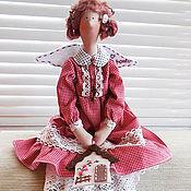 Куклы и игрушки ручной работы. Ярмарка Мастеров - ручная работа Домашняя Феечка. Handmade.