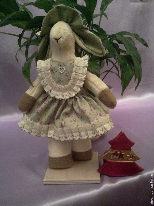 Очаровательная овечка-подарок 2015