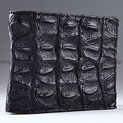 Сумки и аксессуары handmade. Livemaster - original item Wallet crocodile leather IMA0225B33. Handmade.