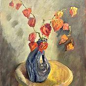 Картины и панно handmade. Livemaster - original item Oil painting. Finalise. Handmade.