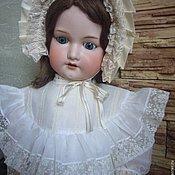 Куклы и игрушки ручной работы. Ярмарка Мастеров - ручная работа Наряд для антикварной куклы №2. Handmade.