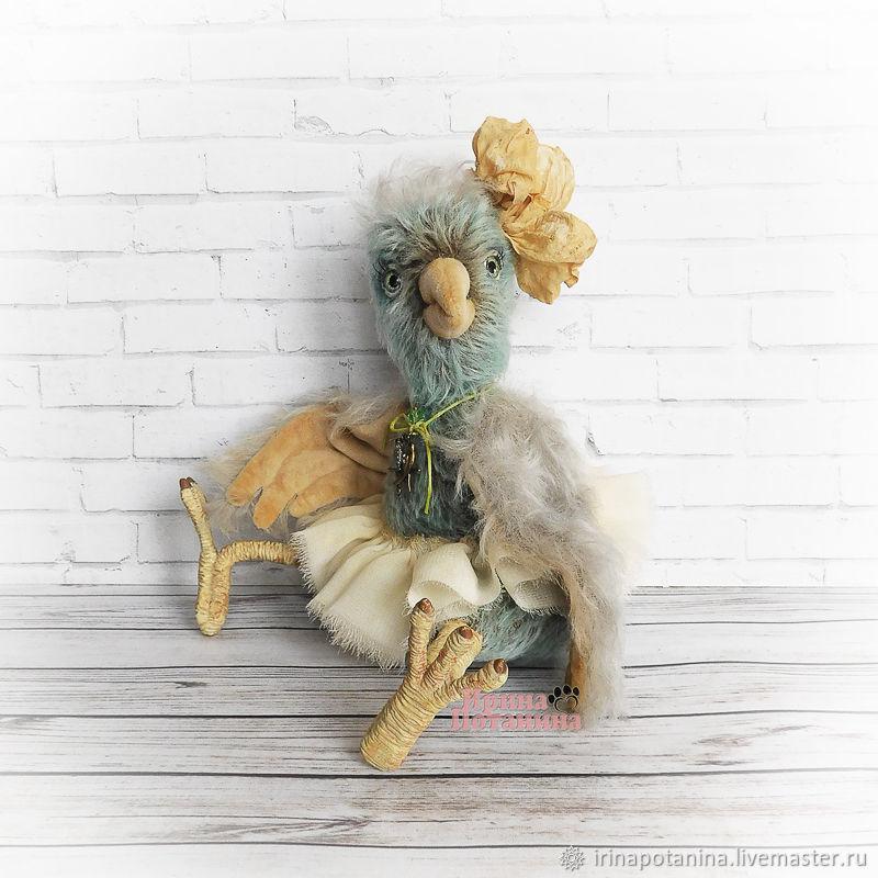 Птица Счастья Шери – заказать на Ярмарке Мастеров – FLYOHRU | Мягкие игрушки, Курган