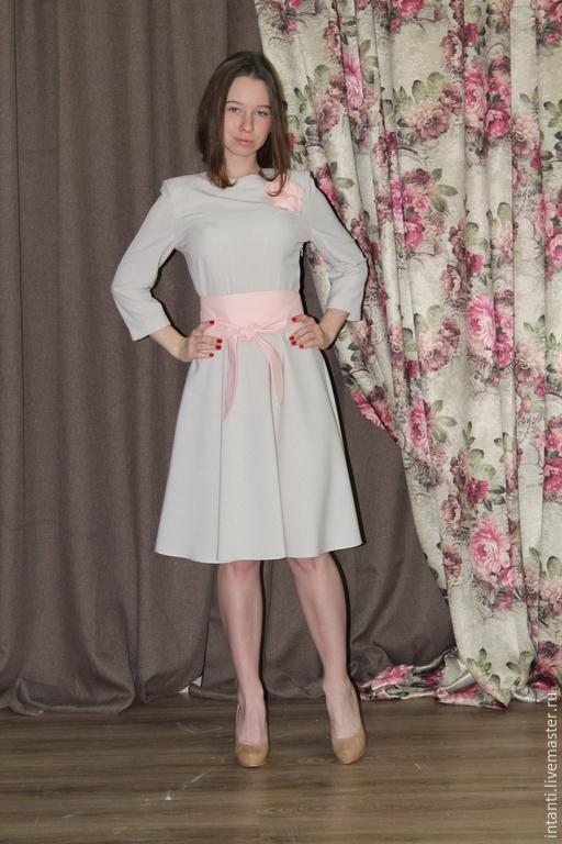 Платья ручной работы. Ярмарка Мастеров - ручная работа. Купить Платье. Handmade. Платье, красивая одежда, intanti