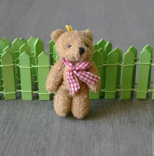 Куклы и игрушки ручной работы. Ярмарка Мастеров - ручная работа. Купить Мишка для игрушек. Handmade. Бежевый, мишка, мишка в подарок