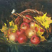 Картины и панно ручной работы. Ярмарка Мастеров - ручная работа Осенняя бабочка. Handmade.