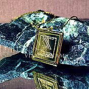 handmade. Livemaster - original item Wisdom and mercy-the Prophetic seal. Elijah. Handmade.