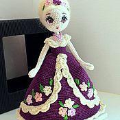 Портретная кукла ручной работы. Ярмарка Мастеров - ручная работа Куколка Мари. Handmade.