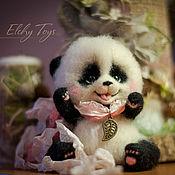 Куклы и игрушки ручной работы. Ярмарка Мастеров - ручная работа Розовые ладошки. Handmade.