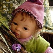 Куклы и игрушки handmade. Livemaster - original item Fairy Violet. Handmade.